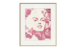 """Marilyn Monroses"" by Cozamia Art, Craft-Framed Art Print"