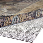 RugPadUSA - Nature's Grip Rug Pad, 10'x14' - A truly eco-friendly alternative to other traditional non-slip pads, Nature's Grip weds hand-woven organic jute fibers to natural rubber to maximize your rug's grip, protect your flooring and extend your rug's life. Natural rubber is superior to harmful chemicals and adhesives used in synthetic PVC rug pads; it offers better non-skid properties than plastic and will ���grip� rather than ���stick to� floors. Ours is combined with a 100% plant jute base, one of the strongest naturally- produced materials available. Nature's Grip's low profile is a perfect choice when door clearance or rug thickness is an issue. It's also a favorite for runners and scatter rugs that should lie flat with flooring.