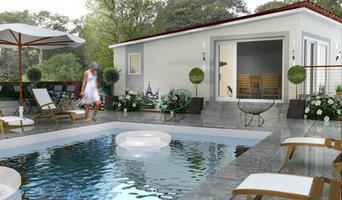 Création d'une chambre d'hôte + Renovation d'un Pool House
