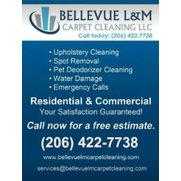 Bellevue L&M Carpet Cleaning's photo