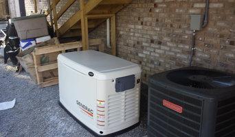 New generator installation