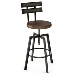Industrial Bar Stools And Counter Stools by Amisco Industries Ltd