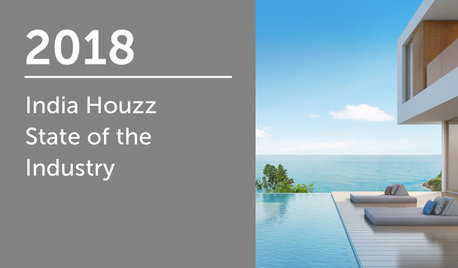 2018 India Houzz State of the Industry