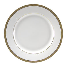 Luxor Dinner Plates, Set of 6, Gold