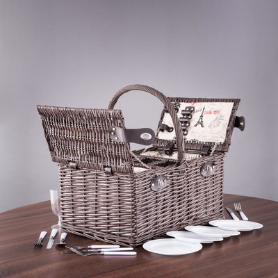 Modern Picnic Hampers by The White Teak Company
