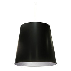Oversized Drum Pendant Lights  Houzz