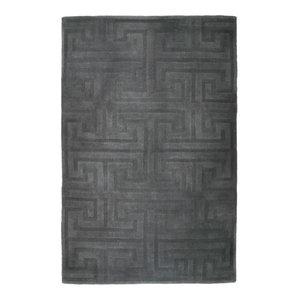 Classic Collection Titanium Area Rug, 300x200 cm