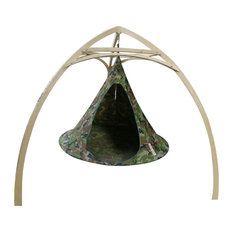 Double Hanging Hammock, Camouflage