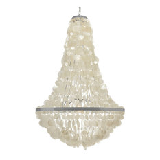 kouboo manor capiz chandelier chandeliers capiz shell chandelier capiz shell lighting fixtures