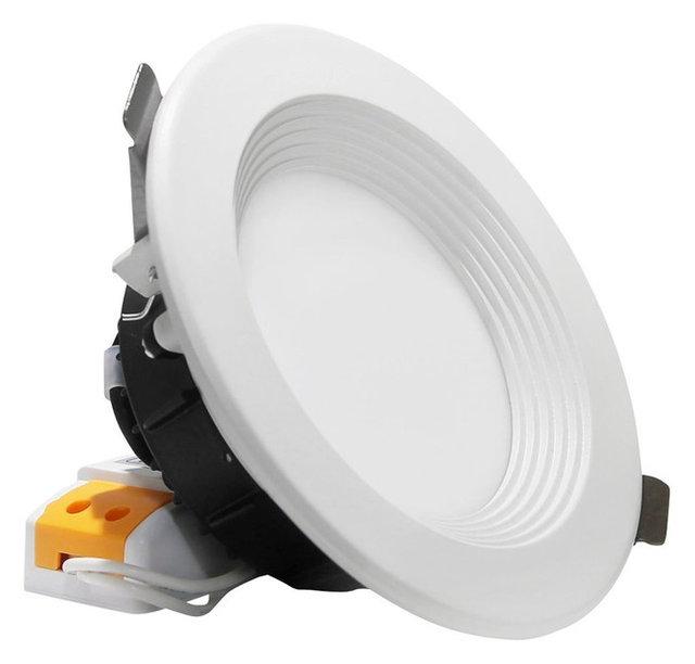 12watt 4 dimmable led recessed ceiling light contemporary 12watt 4 dimmable led recessed ceiling light warm white aloadofball Gallery