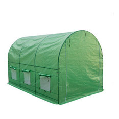 Greenhouse 12'x7'x7' Larger Walk In Tunnel Green House Garden Plant