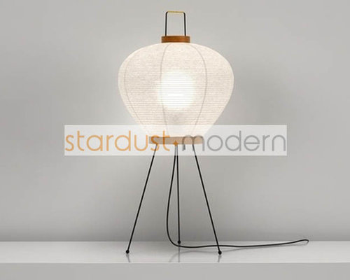 Rice Paper Table Lamp: ,Lighting
