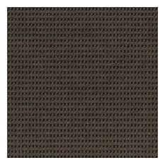 "Mosaics 24""x24"" Self-Adhesive Carpet Tiles,, Espresso"