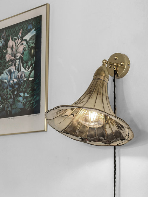 AUTHENTIC Phonograph Wall Lamp - Lampset