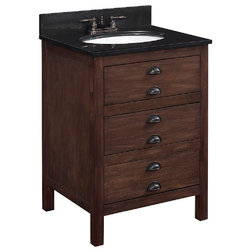 Traditional Bathroom Vanities And Sink Consoles by Runfine Group