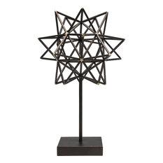 KARE Design - Deko Objekt Prisma Star Base - Skulpturen