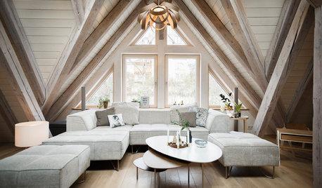 Houzzbesuch: Holz und Hygge für ein Familienzuhause in Jena