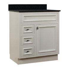 Bathroom Vanity Drawers 3-drawer bathroom vanities | houzz