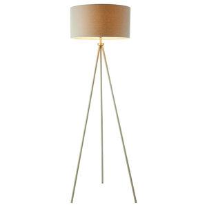 Tri 60 W Floor Lamp