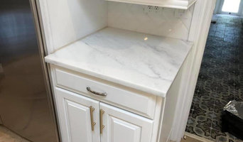 Custom Countertop and Cabinets