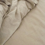 Smooth Linen Sheets