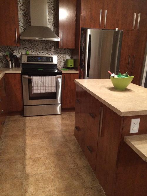 Replacing kitchen island
