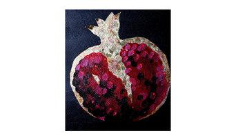 Картины TANYA FIRN. Golden Pomegranate   Золотой Гранат