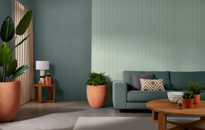 5 Calming Paint Colour Palettes for Living Spaces and Kitchens