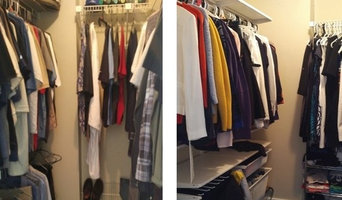 Before & After Closets