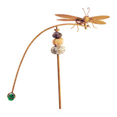 Balancer With Stones, Dragonfly