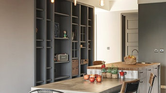 Industrial Design by SpaceArt Renovation
