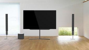 дизайнерские телевизоры LOEWE , акустика BOSE