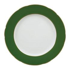Bernardaud Marie Antoinette Service Plate Scalloped