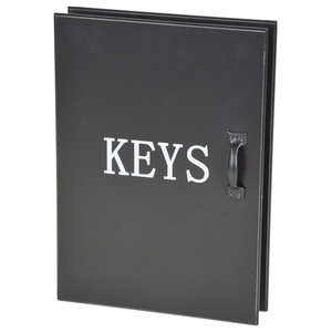Classic Iron Key Box