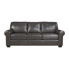 Ashley Furniture Home Canterelli Sofa Gunmetal Sofas