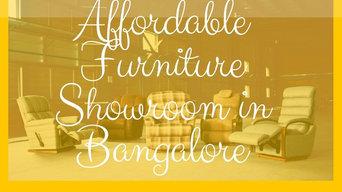 Affordable Furniture Showroom in Bangalore