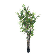 """Artificial Black Japanese Bamboo Tree, 60"""" by Pure Garden"""
