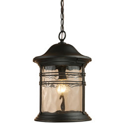 Traditional Outdoor Hanging Lights by HedgeApple