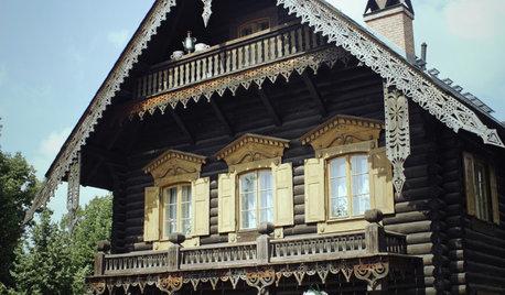 Архитектура: Александровка — русская деревня в самом центре Потсдама