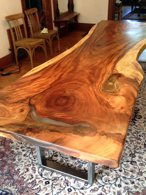 Natural  Live Edge Furniture