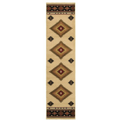 Southwestern Hall And Stair Runners by Newcastle Home