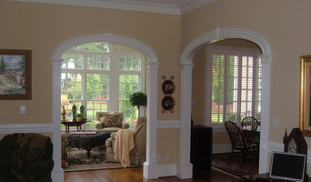 Arch Doorways from CurveMakers - arch trim