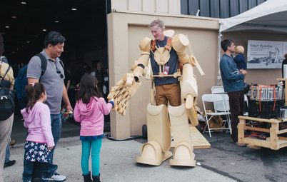 Maker Faire: The Future Is Now