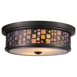 Transitional Flush-mount Ceiling Lighting by LIGHTS ON FLEEK