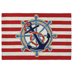Beach Style Doormats by Couristan, Inc.
