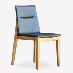 0b6c0c95be7549 Upholstered Dining Chairs by Tevahome