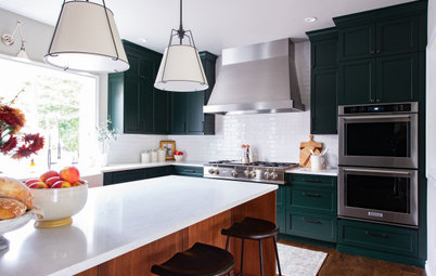 Kitchen of the Week: Redo for a Family That Cooks Together