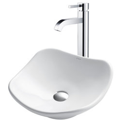 Contemporary Bathroom Sinks by Kraus USA, Inc.