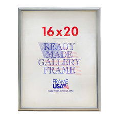 Silver Deluxe Poster Frame, 16x20
