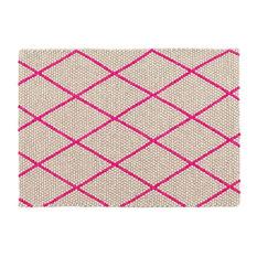 Hay Design   Su0026B Dot Teppich Hot Pink 150 X 200 Cm Hay Design   Teppiche